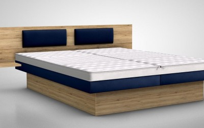 Wieso schläft man im Wasserbett so viel besser?